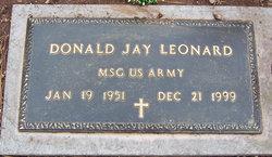 Donald Jay Leonard