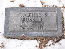 Dolphus S Russell