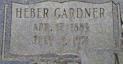 Heber Gardner Mumford