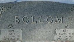 Ellsworth Delano Butch Bollom