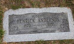 Henrick Anderson