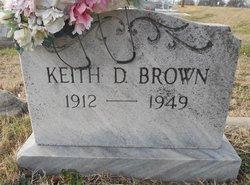 Keith David Brown