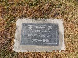 King Henry Henry Gay