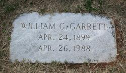 William Garnett Garrett