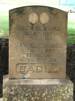 Mary <i>Keluwaiwaiole</i> Bacle