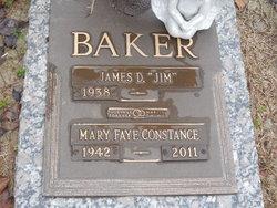 Mary Faye <i>Constance</i> Baker
