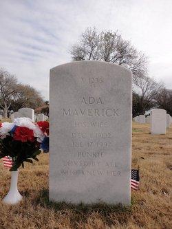 Ada Robards Punkie <i>Maverick</i> Jamison