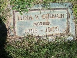 Luna V <i>Curtis</i> Church