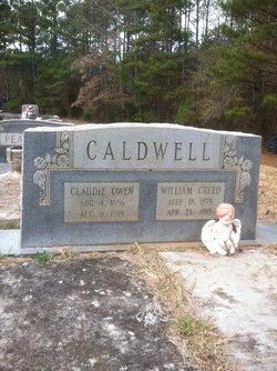 Claudie Odessa <i>Owen</i> Caldwell