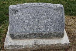 Schuyler Colfax Walton