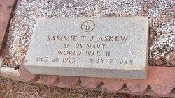 Sammie T J Askew