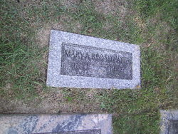 Mary Alma <i>McKinley</i> Broadwater