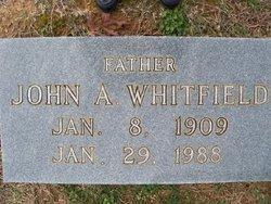 John Audison Whitfield