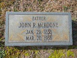 John Robert McKoone