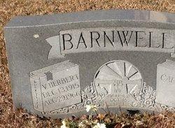 Vollie Herbert Barnwell