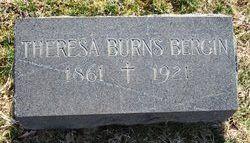 Theresa <i>Burns</i> Bergin