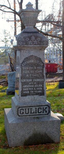 Abraham Gulick
