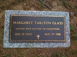 Mrs Margaret <i>Tarlton</i> Glass