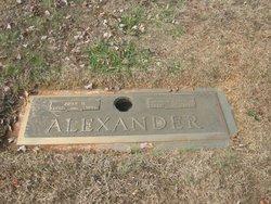 John Henry Johnie Alexander