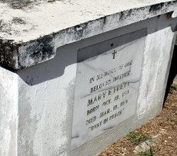 Mary E Frett