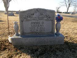 Jimmy D Stevens, Jr