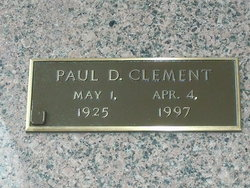 Paul Dunbar Clement, Jr