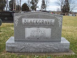 SMN Jeffrey Charles <i>Petty</i> Blackgrave
