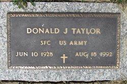Donald J. Taylor