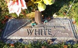 Aileen M <i>Dirck</i> White