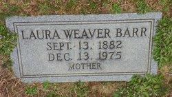 Laura <i>Weaver</i> Barr