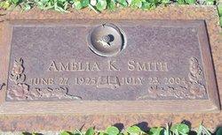 Amelia K. Smith