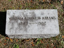 Virginia Lee <i>Edwards</i> Abrams