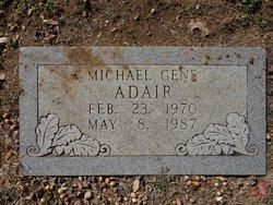 Michael Gene Adair