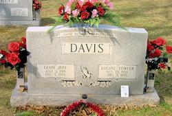 Louise <i>Towler</i> Davis