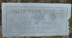 Jaqueline <i>Sturgis</i> Hoke