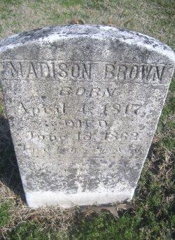 Madison Brown