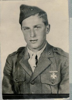 Marine CLP Paul Ardin Kiste