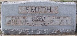 Elizabeth Lizzie <i>Bynum</i> Smith