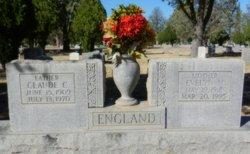 Claude C. England