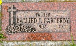 Ballied L. Carterby