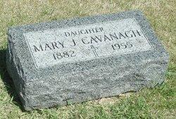 Mary J. Cavanagh