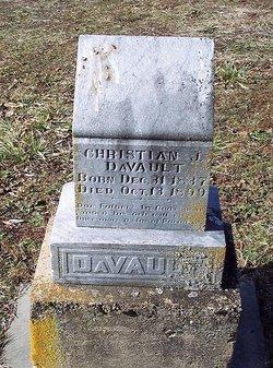 Christian Jackson Jack Davault