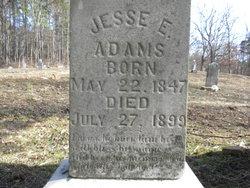 Jesse E. Adams