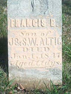 Francis B. Altig