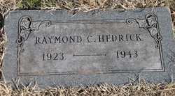 Raymond C. Hedrick
