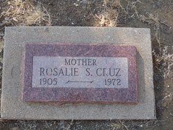 Rosalie <i>Sandoval</i> Cruz