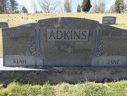 Hezekiah Big Kiah Adkins