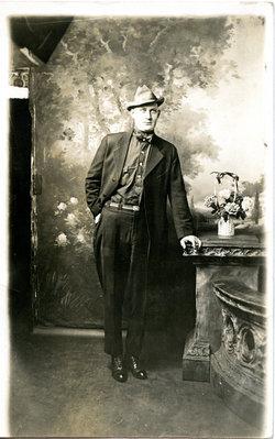Jesse Claude James