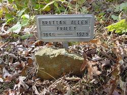 Britton Allen Fraley
