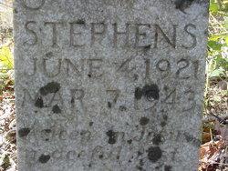 Opal Faye Stephens